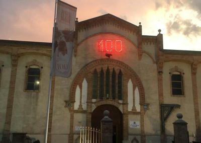 100 anys, 100 collites