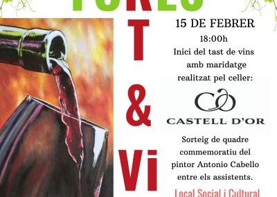 CARTELL FORES ART VI 2020