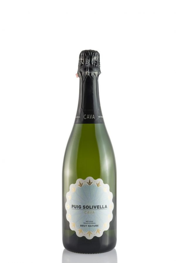 CAVA BRUT NATURE SOLIVELLA DAVANT